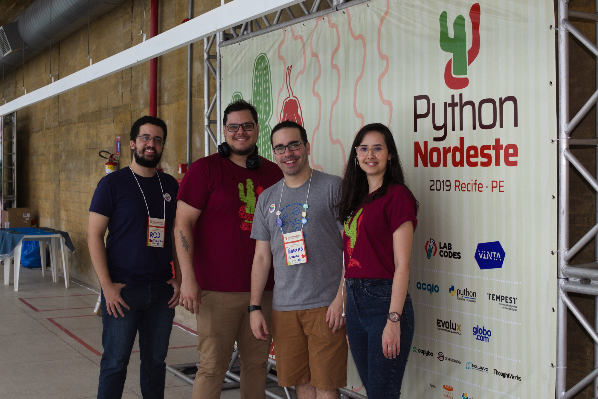 Vinta na Python Nordesde 2019